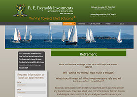 R. E. Reynolds Investments company